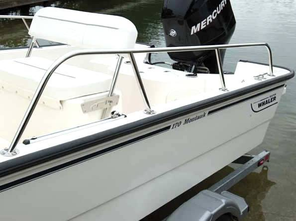 Boston Whaler Pinstripes