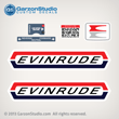 1970 evinrude outboards 25 hp sportster decal set 0279282 25002C 25002E 25003C 25003E