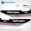 Johnson 1986 10 hp 10hp 9.9 hp 9.9hp decal set gray 86 decals 0396330 0396331 0396332 J10ECDB J10ELCDB J10RCDB J10RLCDB J10SELCDB