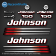2002 2003 2004 2005 2006 johnson starboard/port engine decal outboards