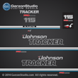 Johnson tracker outboard decals 1993 1992 115 hp pro series  TJ115TLEND TJ115TLETS  0435359 DECAL SET 115  0435638 115 models  0435627 115 SL  0435639 115 Jet  Motor Cover  0434925 ENGINE COVER ASSY. 115 JET (80)  0435094  0434923 0434924 ENGINE COVER ASSY. 115
