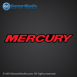 1999 2000 2001 2002 2003 2004 mercury rear decal red