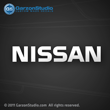 NISSAN Outboard Decal